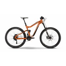 Haibike rower Q.EN 7.05 czerwony/czarny