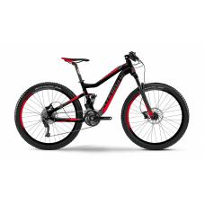Haibike rower Q.XC 9.05 czarny/czerwony