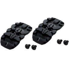 Shimano Osłona bloku do butów czarne 1 komplet