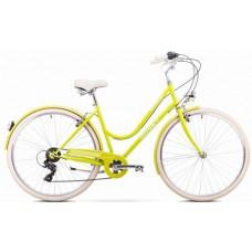 ROMET rower VINTAGE D - 2018 Limonka