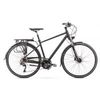 Rower ROMET WAGANT 10 czarny 2021