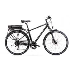 Rower ROMET WAGANT 2 RM czarno-grafitowy 2021