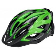 Alpina Seheos Tour kask czarny/zielonyroz.51-56cm