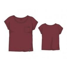 Winora Crewneck Shirt damskie czerwony, rozm. L
