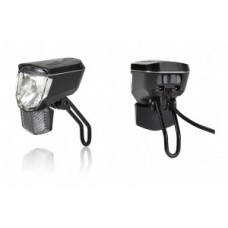 Lampka przednia XLC Sirius D20 LED, reflektor, 20Lux