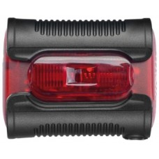 bateria do LED-swiatlo tyl. b&m Ixback senso Gehäuse czerw